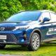 Китайский аналог Renault Arkana вышел в продажу