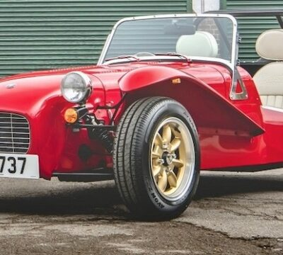 Caterham Super Seven 1600