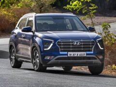 Удешевленная Hyundai Creta пользуется ажиотажным спросом