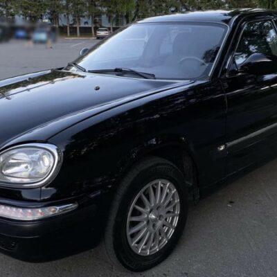 ГАЗ-3111, Волга