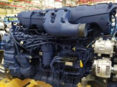 Тестовую сборку новых двигателей запустили на КамАЗе