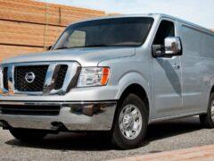 Nissan откажется от реализации фургонов NV в США