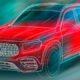 Опубликованы патентные изображения Mercedes-AMG GLB45