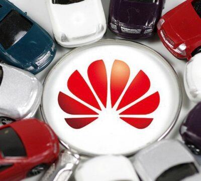 авто, Huawei и BYD