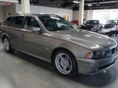 На продажу выставили 17-летний универсал марки BMW