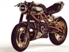 Представлен маленький мотоцикл Langen Motorcycles 2-Stroke