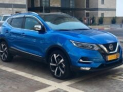 Nissan готовится выпустить гибридный Nissan Qashqai
