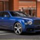 Bentley представила в РФ лимитированную модификацию седана Mulsanne
