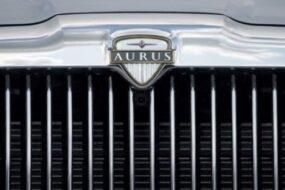 Aurus утвердил дизайн нового внедорожника Komendant