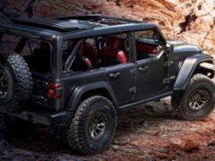 Jeep Wrangler готовит свой ответ на появление Ford Bronco