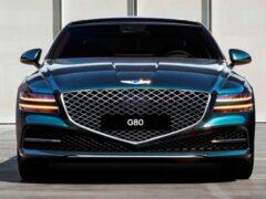 Электрический седан бренда Genesis получит передовую технологию