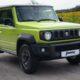 Suzuki завершает продажи внедорожника Jimny в Великобритании