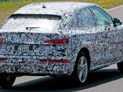 Audi Q5 Sportback вышел на финальные тесты
