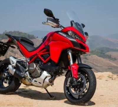 Ducati Multistrada V4, обновленный мотоцикл