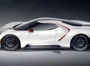 Суперкар Ford GT получит новую палитру цветов
