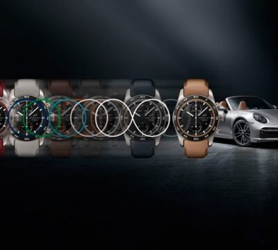 Porsche, часы