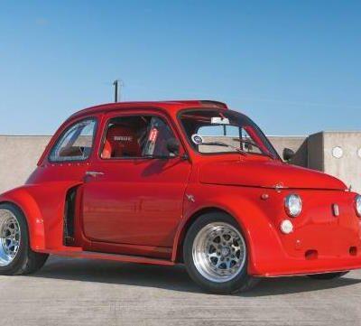 Fiat 500, 1971 г.