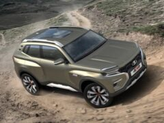 «АвтоВАЗ» предложил определить судьбу прототипа Lada 4×4 Vision