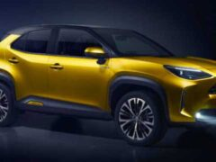 Самый дешевый кроссовер Toyota выйдет в продажу 31 августа