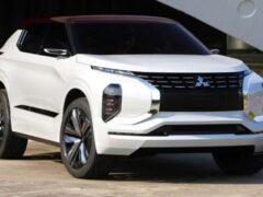 Новый Mitsubishi Outlander 2021 ожидается в России с задержкой
