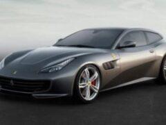 Ferrari может отказаться от производства спорткара GTC4Lusso