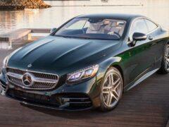 Mercedes-Benz S-Class перестанут выпускать в кузовах купе и кабриолет