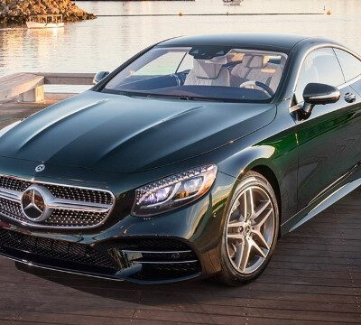 Mercedes-Benz S-Class, купе