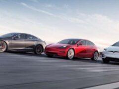 Tesla продала больше электромобилей, чем три главных конкурента вместе