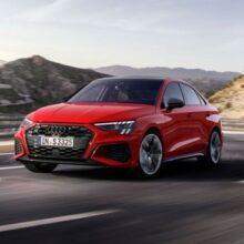 Audi представила «заряженные» Audi S3 Sedan и S3 Sportback