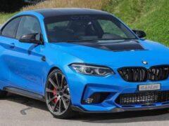Тюнеры добавили мощности суперкару BMW M8 Competition