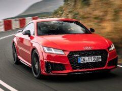 Спорткары Audi TT и R8 могут превратить в электрокары