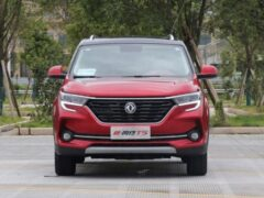 Начались продажи Dongfeng T5 — бюджетного аналога Renault Koleos