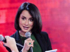 Тина Канделаки будет вести программу «Специальный гость» на RTVI