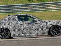 Обновленный BMW 2 Series проходит высокоскоростные тесты