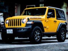 Обновленный Jeep Wrangler получил две спецверсии