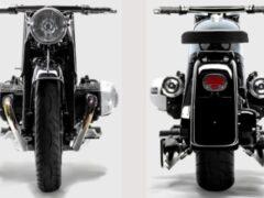 Мотоцикл BMW R nine T получил версию R7 в стиле 1930-х годов