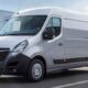 В 2021 году Opel выпустит электрический фургон Movano-e