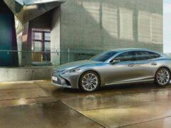 В России подорожали 11 моделей Lexus