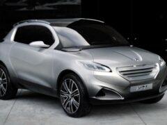 Peugeot 108 может заменить субкомпактный кроссовер