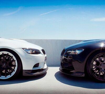 авто. белый, черный
