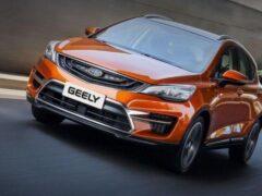 Geely начнет выпускать в Белоруссии две новые модели