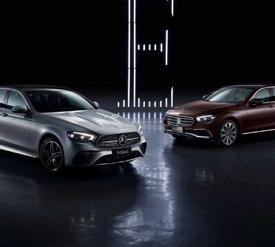Mercedes-Benz E-Class 2021, длиннобазный седан
