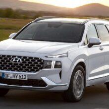 Обновленный Hyundai Santa Fe появится на российском рынке в 2021 году