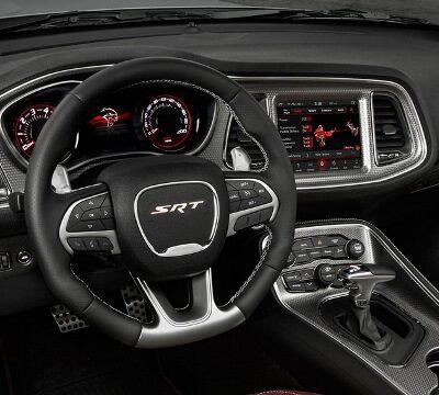 Dodge Challenger, мультимедийка, авто