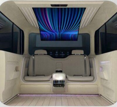 Ioniq Concept Cabin/Hyundai