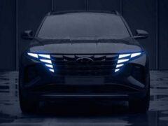 В Сети рассекретили характеристики моторов Hyundai Tucson