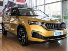 Бюджетный Skoda Kamiq обошёл по продажам Hyundai Creta в Китае