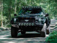 Mil-Spec Automotive превратил Ford F-150 в экстремальный пикап
