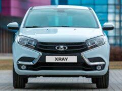 АвтоВАЗ может снять с производства хэтчбек Lada XRay