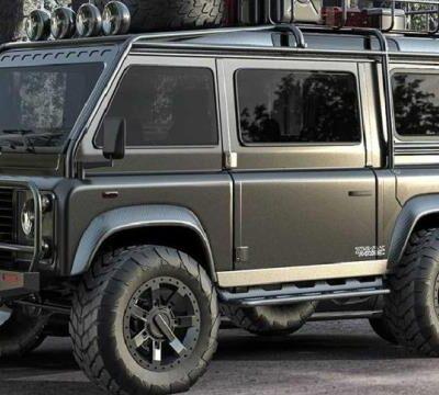 Land Rover Defender VanRover, фургон
